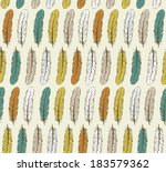 feather background | Shutterstock .eps vector #183579362