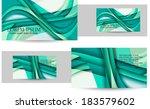 business card design | Shutterstock .eps vector #183579602