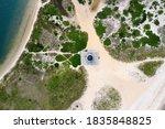 Edgartown Harbor Lighthouse At...