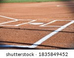 Hope Plate And Batter Box On A...