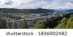Panorama View From Spiralen...