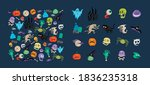 vector icon and element... | Shutterstock .eps vector #1836235318