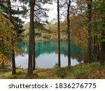 "Mountain Landscape At ""lago..."