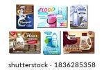 floor cleaner creative promo... | Shutterstock .eps vector #1836285358