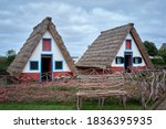 Traditional Thatched Roof...