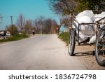 Tricycle For The Transport Of...