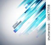 technology vector background... | Shutterstock .eps vector #183677558