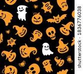 seamless vector pattern for... | Shutterstock .eps vector #1836776038