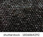 Black Bubble Plastic Wrap...