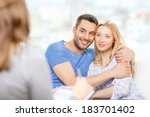 love  family  phychology and... | Shutterstock . vector #183701402