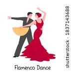 Spanish Flamenco Dancing...