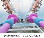 Industrial Cooler Unit On...