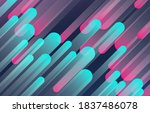 abstract background. moving...   Shutterstock .eps vector #1837486078