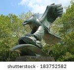 New York   August 6  Bronze...