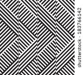 abstract seamless pattern  | Shutterstock .eps vector #183766142