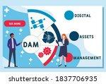 vector website design template .... | Shutterstock .eps vector #1837706935