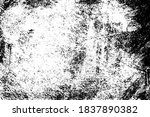 black and white grunge texture. ...   Shutterstock .eps vector #1837890382