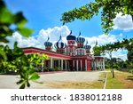 Masjid Lapan Kubah  The Eight...