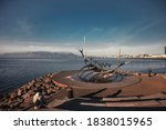 Sun Voyager Sculpture In...