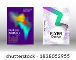 modern design template.  a set...   Shutterstock .eps vector #1838052955