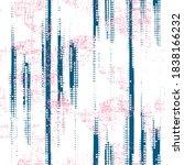 ikat geometric folklore checks  ...   Shutterstock .eps vector #1838166232