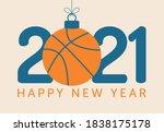 2021 happy new year vector...   Shutterstock .eps vector #1838175178