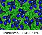 african seamless pattern ... | Shutterstock .eps vector #1838314198