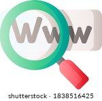 web search vector icon   web...