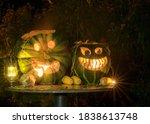 Halloween Pumpkin Head Jack...