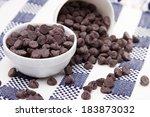 Dark Chocolate Chips In White...