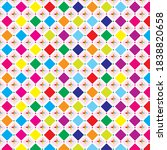 islamic colorful background and ...   Shutterstock .eps vector #1838820658