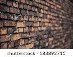 Brick Wall Background Texture...