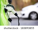 loading energy of an electric... | Shutterstock . vector #183893855