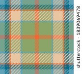 tartan scotland seamless plaid... | Shutterstock .eps vector #1839069478