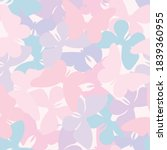 vector butterfly seamless...   Shutterstock .eps vector #1839360955