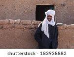 Desert Sahara  Morocco   March...