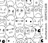 Isolated Vector Doodles With A...