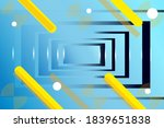 abstract background with ... | Shutterstock .eps vector #1839651838