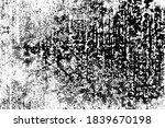 grunge background black and... | Shutterstock .eps vector #1839670198