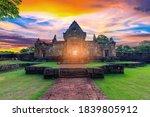 Muang Tam Sanctuary Stone...