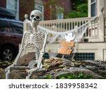 Halloween Decoration In...
