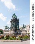 Monument To Austrian Empress...