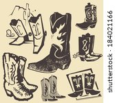 Cowboy Boot Collection