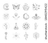 Collection Of Vector Abstract...