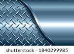 steel metal background  silver...   Shutterstock .eps vector #1840299985