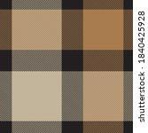 Brown Glen Plaid Textured...