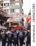Amazing Shot Of Nepal Police I...