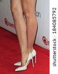 los angeles   mar 27   cameron... | Shutterstock . vector #184085792