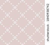 subtle geometric square texture....   Shutterstock .eps vector #1840938742