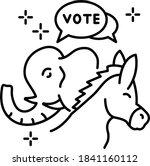 Political Animals Sign ...